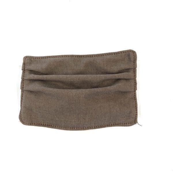 Masque de protection brun clair
